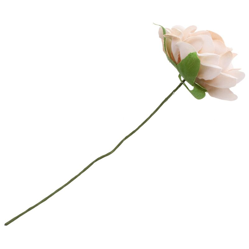 6PCS-Lot-DIY-Nouvelle-Fleur-De-Soie-Rose-Artificielle-Bouquet-De-Fleurs-Pou-L1X7 miniature 6