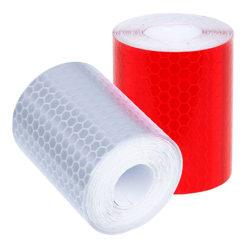 2x 50mmx3m adhesive tape warning tape reflector tape security 2x 50mmx3m adhesive tape warning tape reflector tape security marking tape x8g3 aloadofball Choice Image