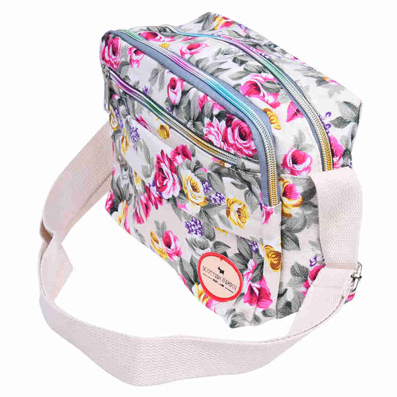 2X-Fashion-Printing-Women-Messenger-Bags-Canvas-Sport-Bags-Mummy-Bag-Ladies2D6 thumbnail 11