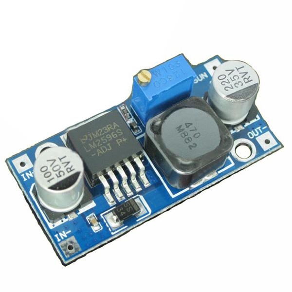 LM2596S DC-DC buck power supply module BUCK 3A adjustable buck regulator super L