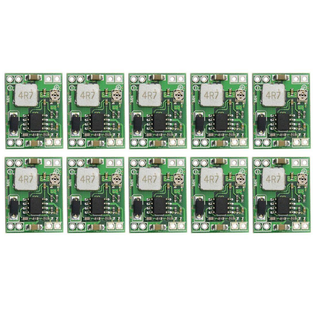 10x Mini Mp1584en Dc Dc Buck Converter Step Down Module