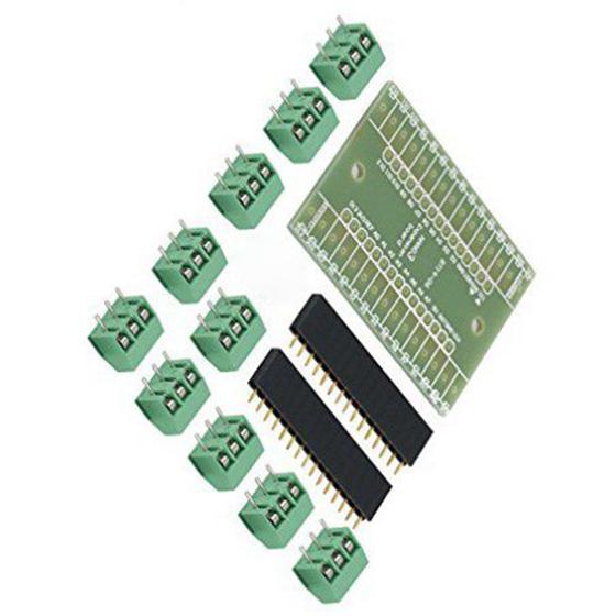 Demo Board 5pcs Nano Io Shield Diy Nano Io Expansion Board Diy Kits For Arduino Nano Back To Search Resultscomputer & Office