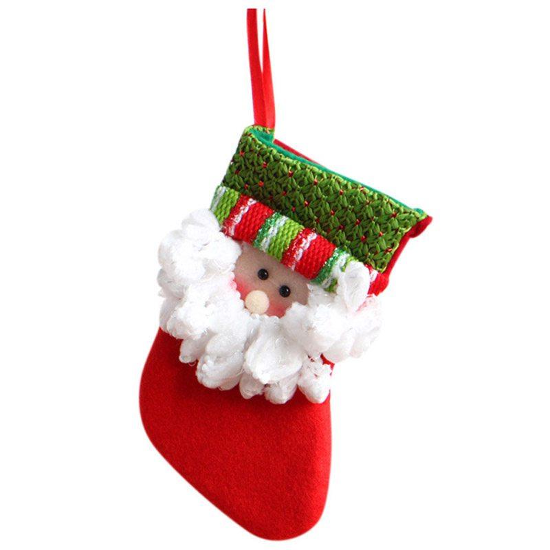 Weihnachtssuessigkeit Beutel Weihnachts Weihnachtsmann Schneemann ...