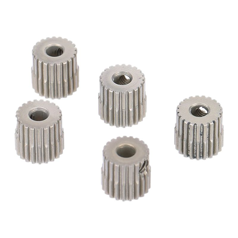 10X(5pcs 64DP 21T 3.175mm 3.175mm 3.175mm Pinion Motor Gear for 1 10 RC auto Brushed Brushle 3Q4) ef60fd
