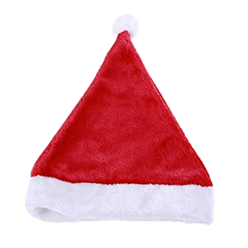 5X(Christmas Hats XMAS Santa Party Festive Hats Gifts For Unisex R5H8)