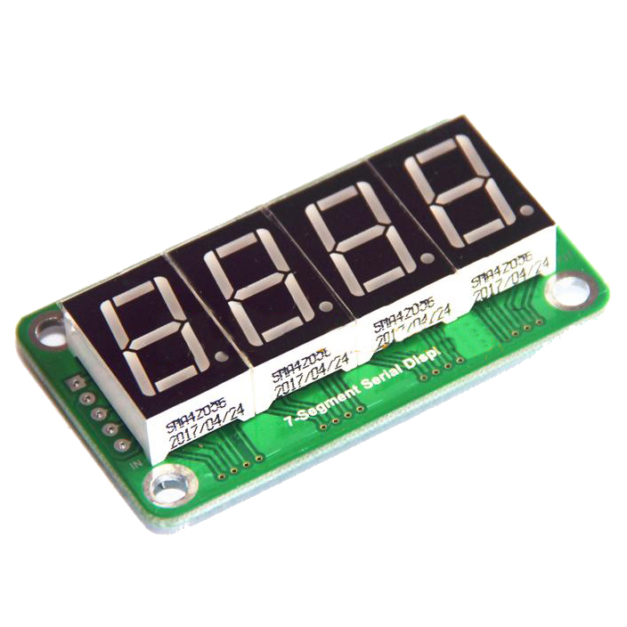 2X-Digital-display-module-4-bit-static-display-without-dynamic-real-time-r-E1N9