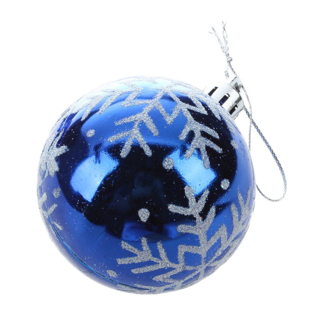 6pzs bolas del arbol de navidad diametro 6cm bola de - Bolas de decoracion ...