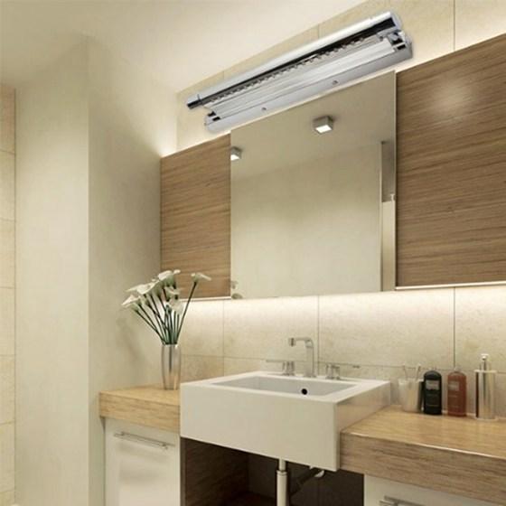 5w 21 led 5050 smd badleuchte spiegelleuchte wandleuchte - Badezimmer spiegelleuchte ...