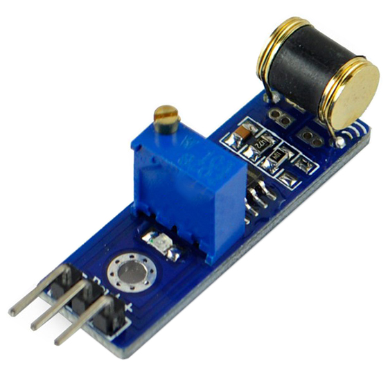 801S new vibration vibration switch detection sensor module for Arduino Q8Y8