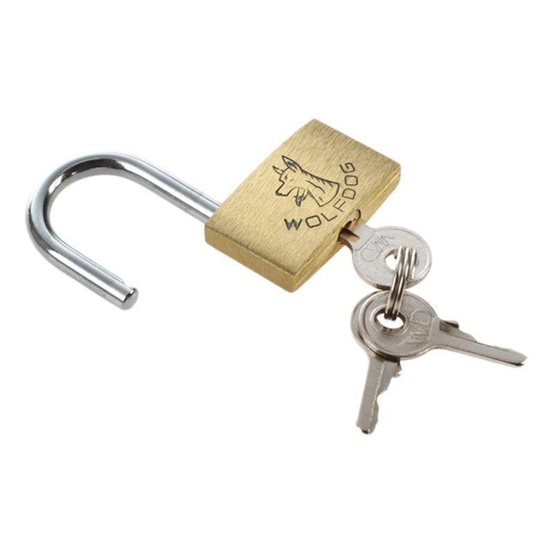 WOLFHEAD-1X-Armario-Caja-de-LatoN-Ancho-de-la-Cerradura-3-Piezas-Llaves-M2F9 miniatura 2