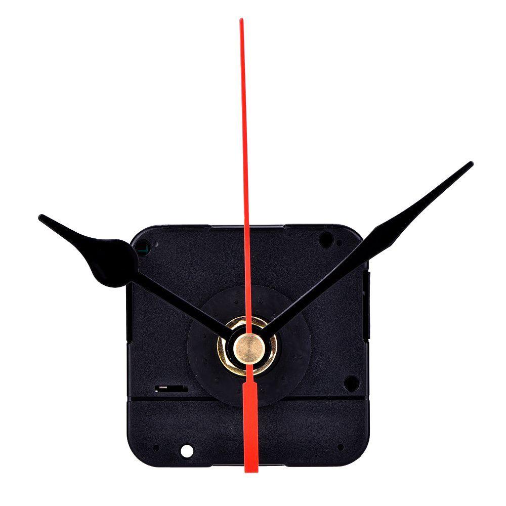 third-hand quartz clock movement mechanism is golden in color V4S9