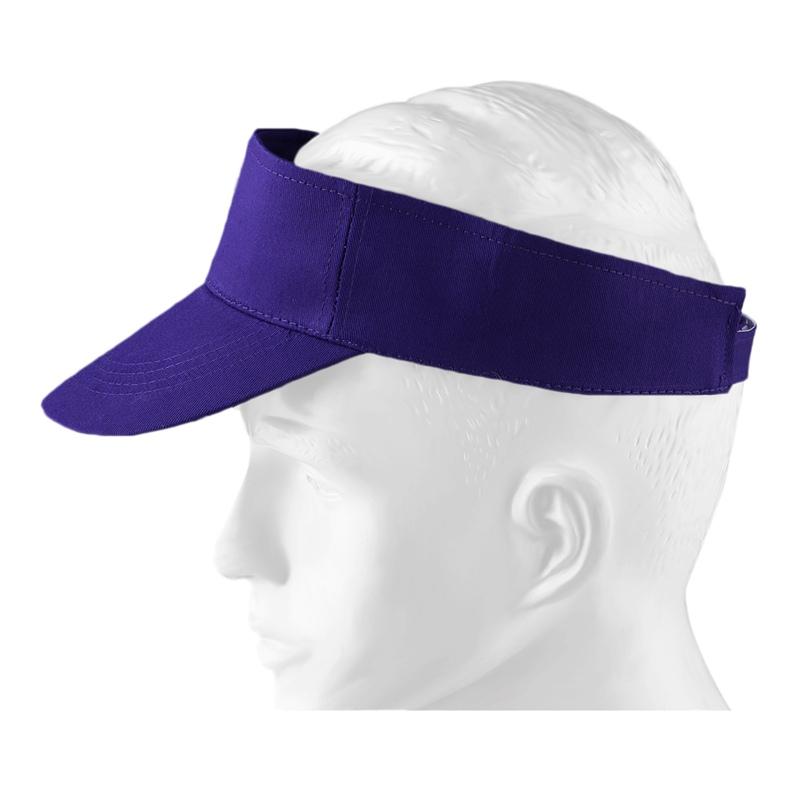 Sombrero-plano-de-sol-visera-Gorra-deportiva-Colores-Golf-Tenis-Playa-Nuevo-C6E1 miniatura 29