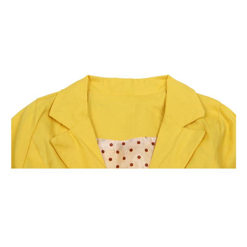 New-Spring-amp-Autumn-Kids-Suits-Jacket-for-Girls-Children-Coat-Kids-Clothing-E2E5 thumbnail 14
