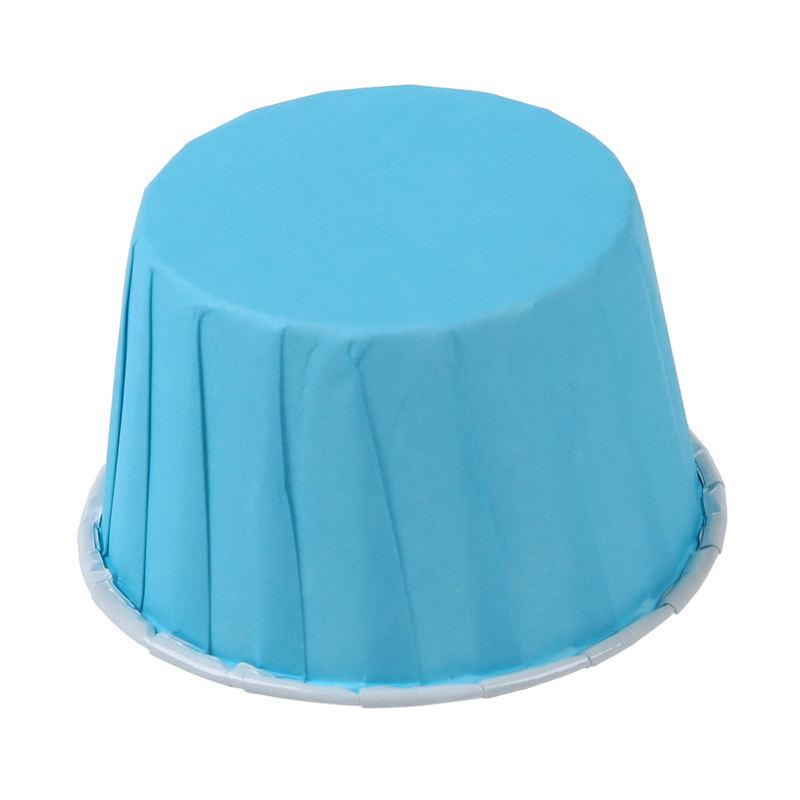 50X-Etui-A-Gateaux-De-Tasse-De-Cuisson-En-Papier-Dessert-De-Muffin-De-Doubl-K7C3 miniature 6