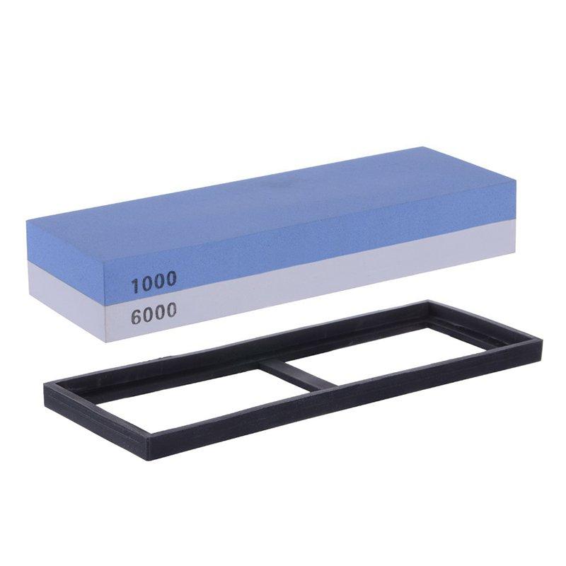 Grade-2-IN-1-1000-6000-Grit-Whetstone-2-sided-Corundum-Coarse-Sharpening-W6W3
