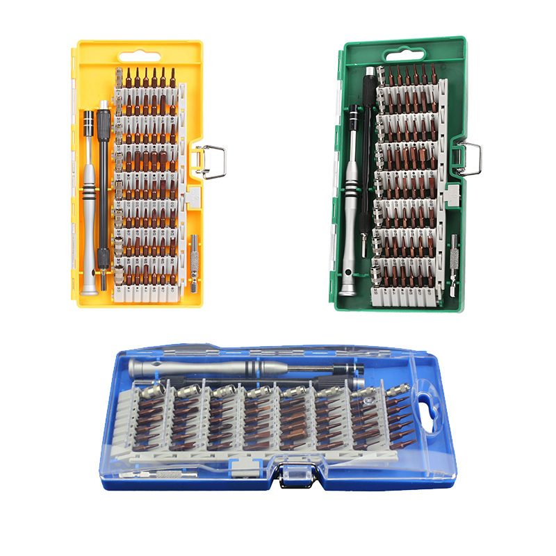 60-in-1 Precision Screwdriver Set with 56 Magnetic Driver Kit Electronics R E9N9