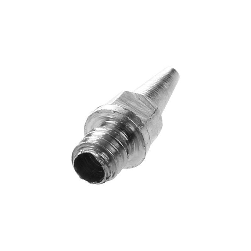 Busette ou injecteurs pour l'aerographe en acier inoxydable de 0,5 mm 5 piece TH