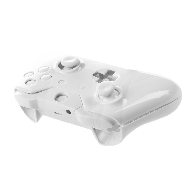 Details about Plastic White Protective Case Cover Shell Kit for Xbox One  Controller X5C7