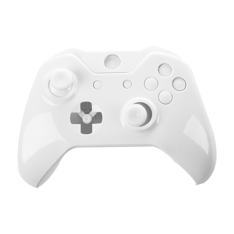 Details about 2X(Plastic White Protective Case Cover Shell Kit for Xbox One  Controller I2G8 2*