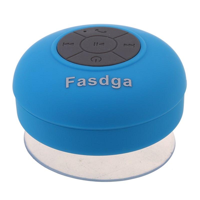 Image is loading 5X-Fasdga-Portable-Car-Bathroom-Handsfree-Wireless- Bluetooth-