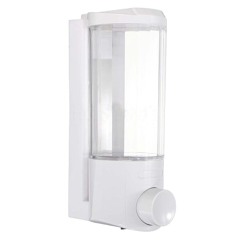 Image Is Loading Liquid Soap Dispenser Wall Mounted Bathroom Hand Sanitizer