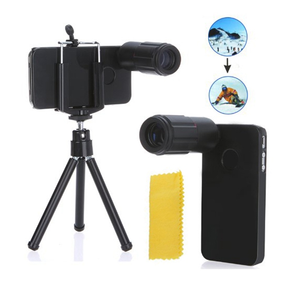 8X-Telescope-Magnifier-Optical-Camera-Lens-with-Tripod-for-iPhone-4-4s-Blac-M6J2