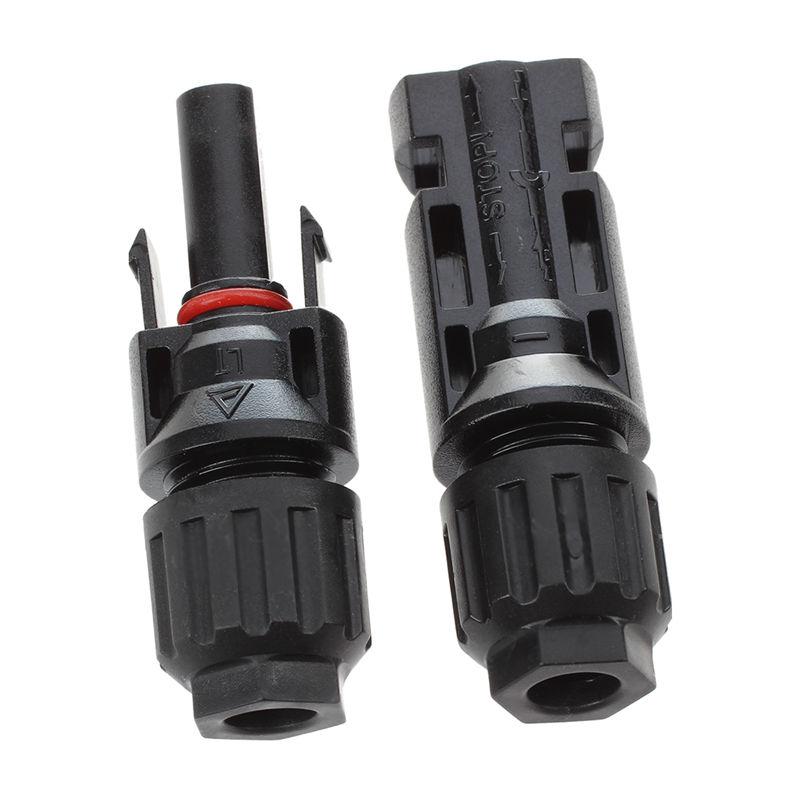 2 connecteurs Y type MC4 multicontact electrosun.fr photovoltaique TUV