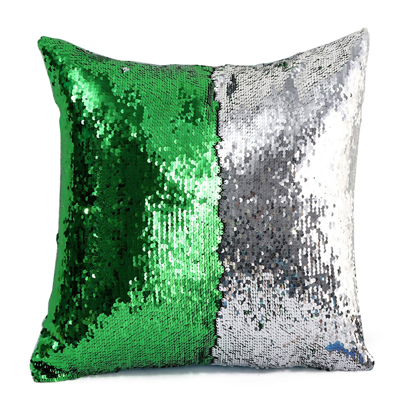 reversible sequin sequins magical pillow case changing color pillow case cu u1h6 ebay. Black Bedroom Furniture Sets. Home Design Ideas