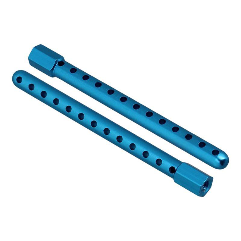 4PCS-102037-Aluminio-RC-1-10-Soportes-de-Poste-de-Cuerpo-de-AleacioN-para-Q9X1 miniatura 5