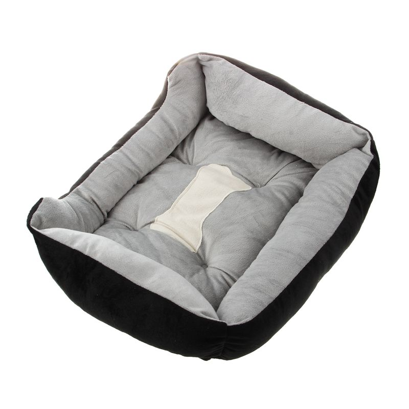 Indexbild 3 - Extra-GrossE-Luxus-Waschbar-Haustier-Hund-Welpe-Katze-Bett-Kissen-Weiche-Mat-D4P1