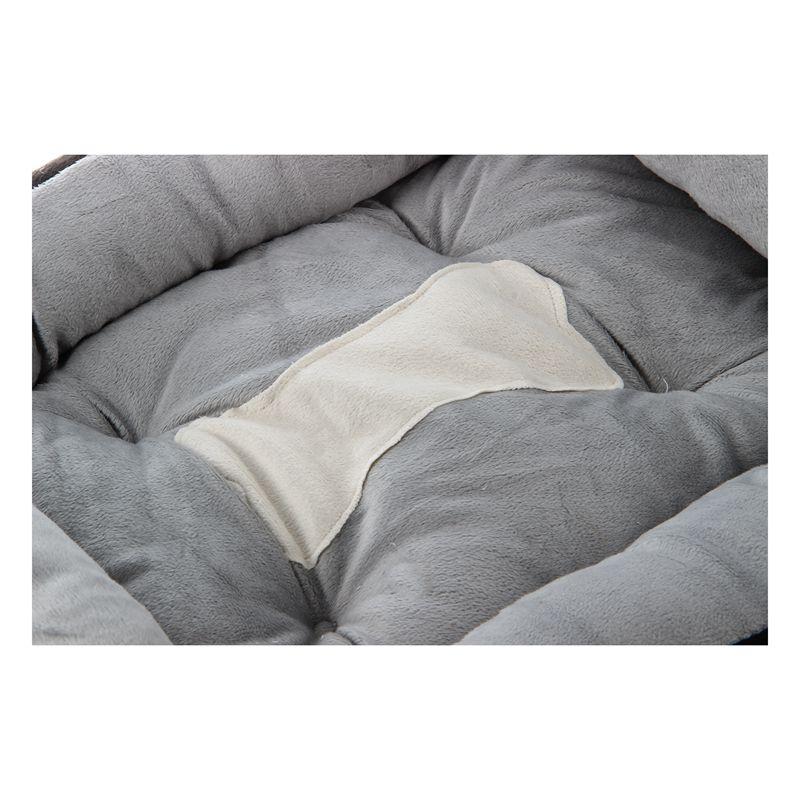 Indexbild 6 - Extra-GrossE-Luxus-Waschbar-Haustier-Hund-Welpe-Katze-Bett-Kissen-Weiche-Mat-D4P1