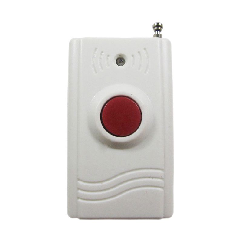 5X(Z10 Wireless Emergency Panic Button 315MHz for My Home Alarm ...