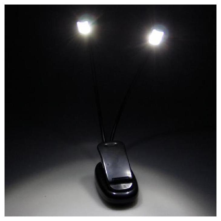 Pc A Pince Détails 4 Partition Sur Pupitre Lampe Pour Laptop Cool Flexible Mini Z5f5 Leds BCodex