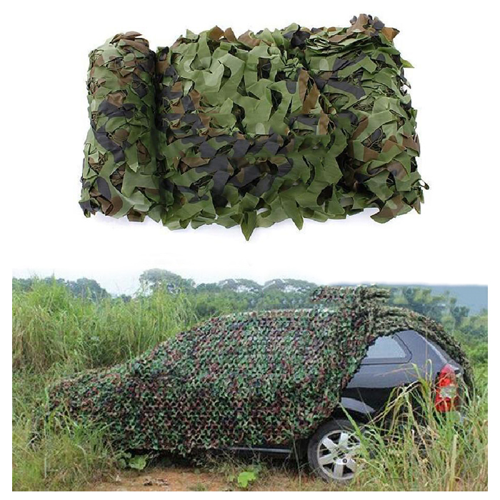 Filet Camouflage Camo Camping 5m YH x 1.5m Chasse Foret Camouflable Z4I7 YH 5m 6cc29a