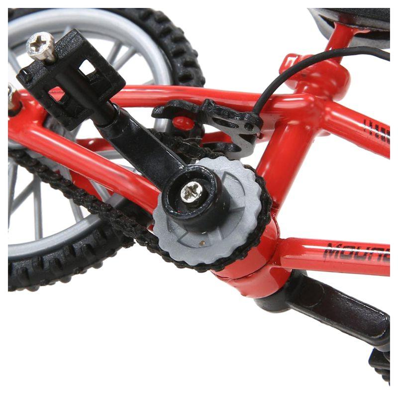 Tech Deck Finger Bike Bicycle Finger Board Boy Kid Children Wheel BMX Toy H8W3