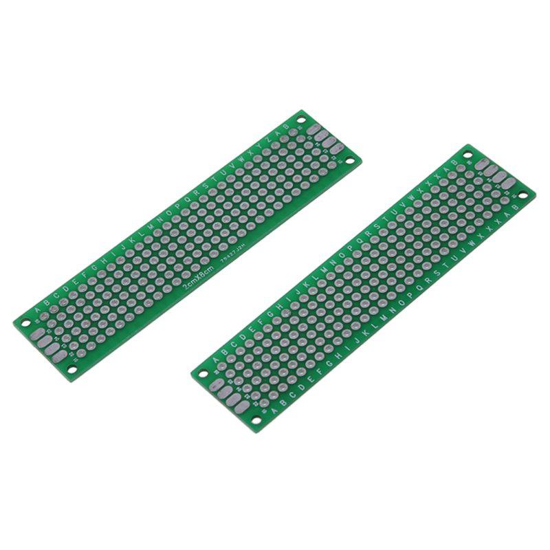 5pcs-Double-Side-Prototype-FR-4-PCB-Printed-Circuit-Board-stripboard-univer-V6T7 thumbnail 4