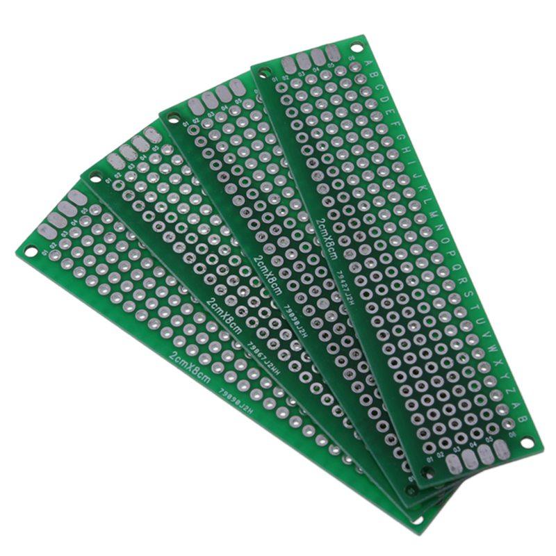 5pcs-Double-Side-Prototype-FR-4-PCB-Printed-Circuit-Board-stripboard-univer-V6T7 thumbnail 8