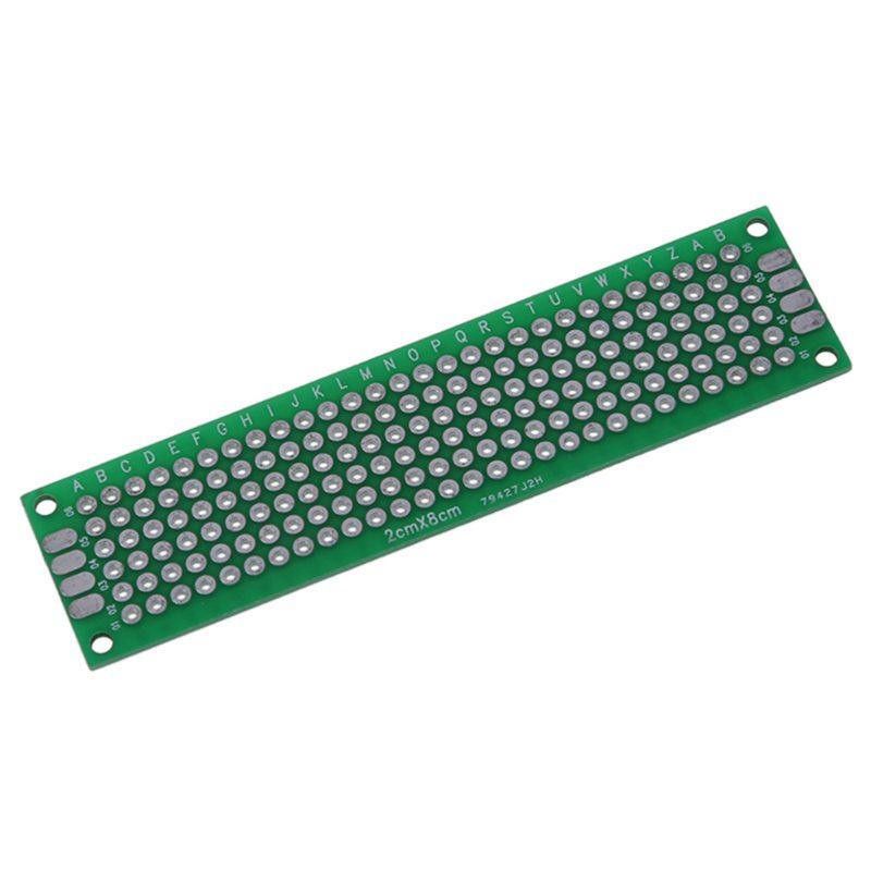 5pcs-Double-Side-Prototype-FR-4-PCB-Printed-Circuit-Board-stripboard-univer-V6T7 thumbnail 11