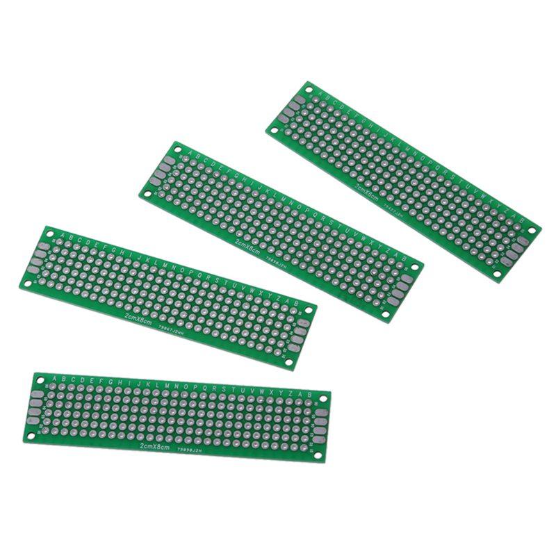 5pcs-Double-Side-Prototype-FR-4-PCB-Printed-Circuit-Board-stripboard-univer-V6T7 thumbnail 7