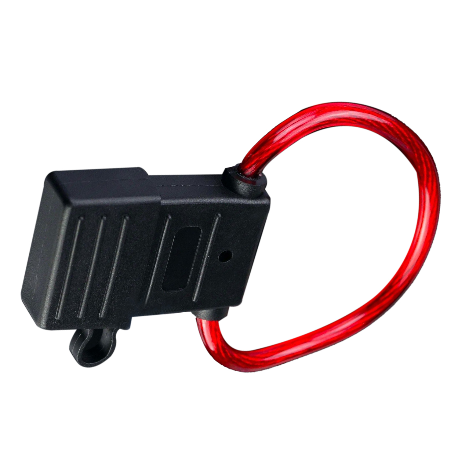 2 Pack 8 Gauge Maxi In Line Fuse Holder 100 Ofc Copper Wire Waterproof Block Wiring Multi Stranded Oxygen Free Holders Awg