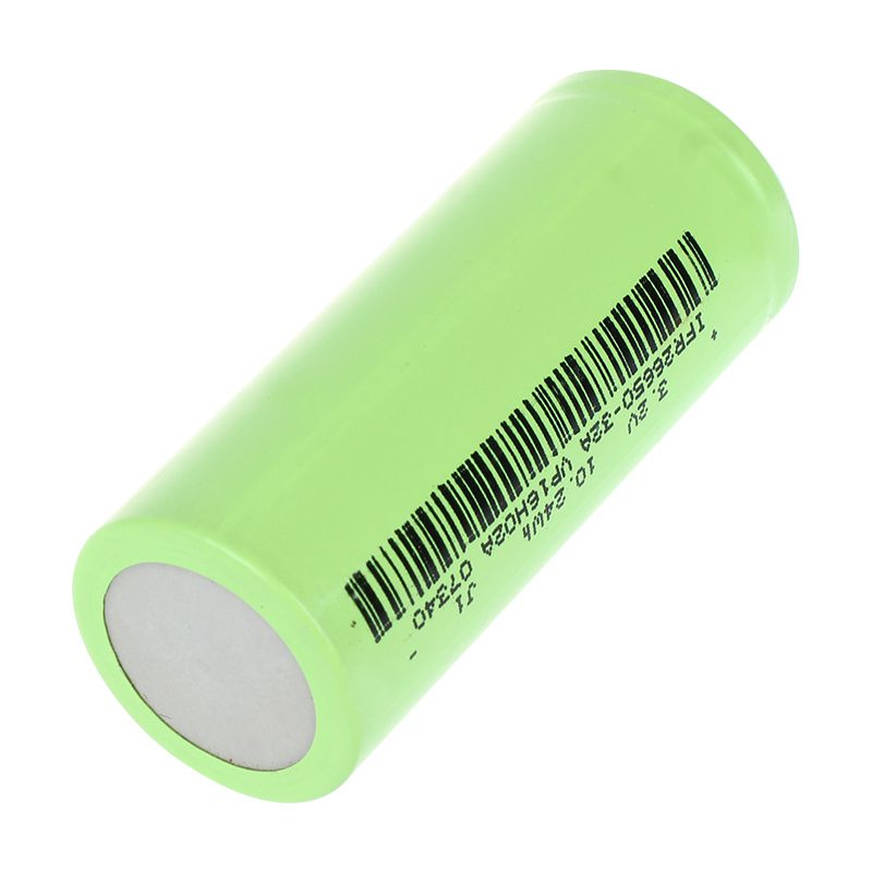 2X-Soshine-4x-IFR-26650-Battery-3-2V-Rechargeable-3200mAh-30A-Flat-Top-LiFePO-2 thumbnail 3