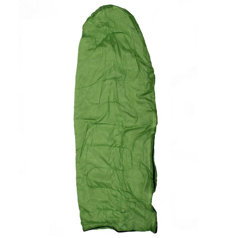 Etui-De-Combinaison-Etanche-De-Camping-Pour-Adulte-Unique-Sac-De-Couchage-D-039-7P8 miniature 3