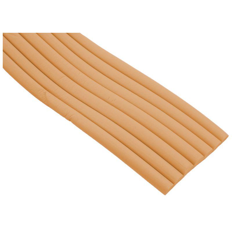 Furniture-Corner-Edge-Safety-Cushion-Guard-Wood-Color-with-Adhesive-Tape-D5P9 thumbnail 5