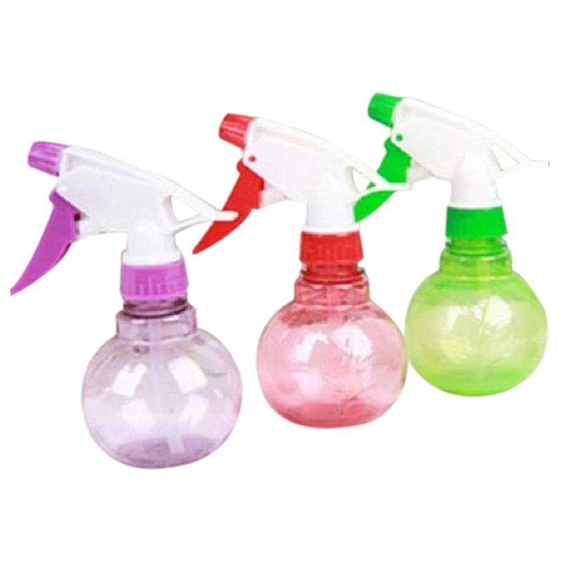 75e61849e096 Details about Empty Mini Hand Trigger Water Spray Cleaning Bottle Plastic  Garden Flower O8R6