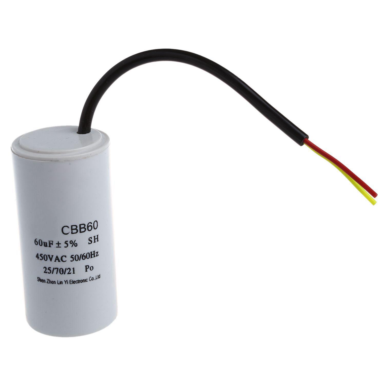 Beste 3 Draht Motorkondensator An 2 Draht Kondensator Zeitgenössisch ...