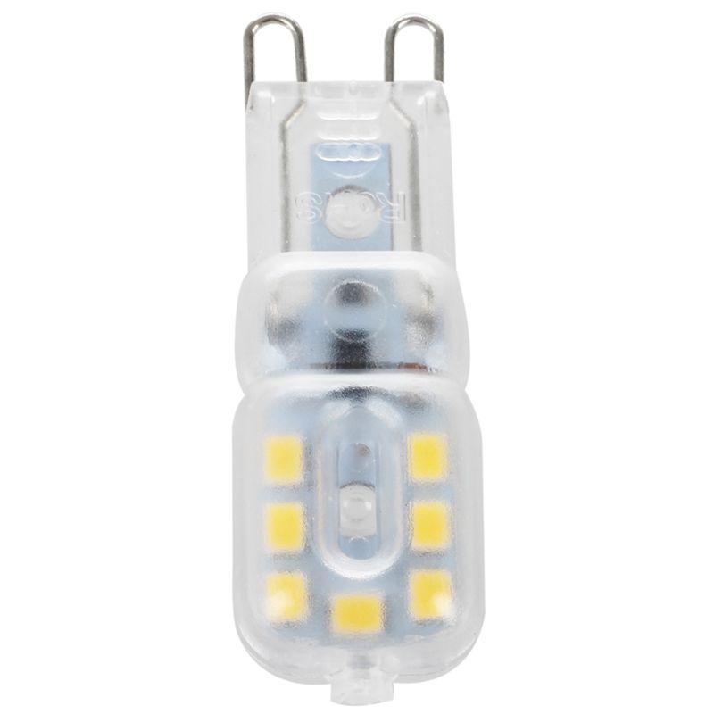 G9-3W-2835-SMD-Dimmable-LED-Spot-Light-Energy-Saving-Corn-Bulb-Lamp-110V-Wa-O3E2 thumbnail 6