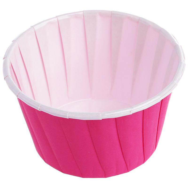 50X-Etui-A-Gateaux-De-Tasse-De-Cuisson-En-Papier-Dessert-De-Muffin-De-Doubl-K7C3 miniature 18