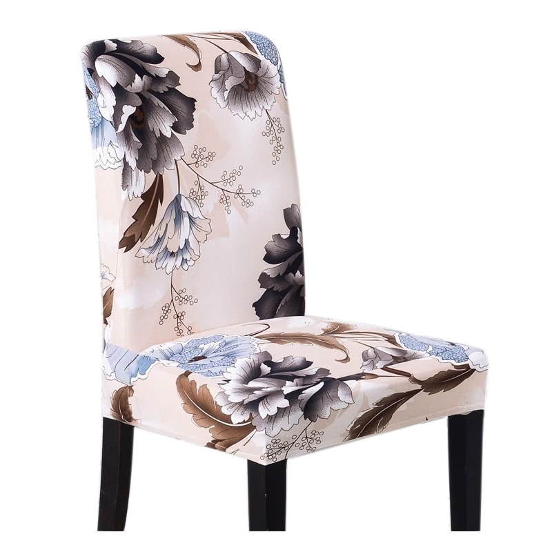 1x Dining Room Wedding Banquet Chair Cover Party Decor Seat Stretch X4q7