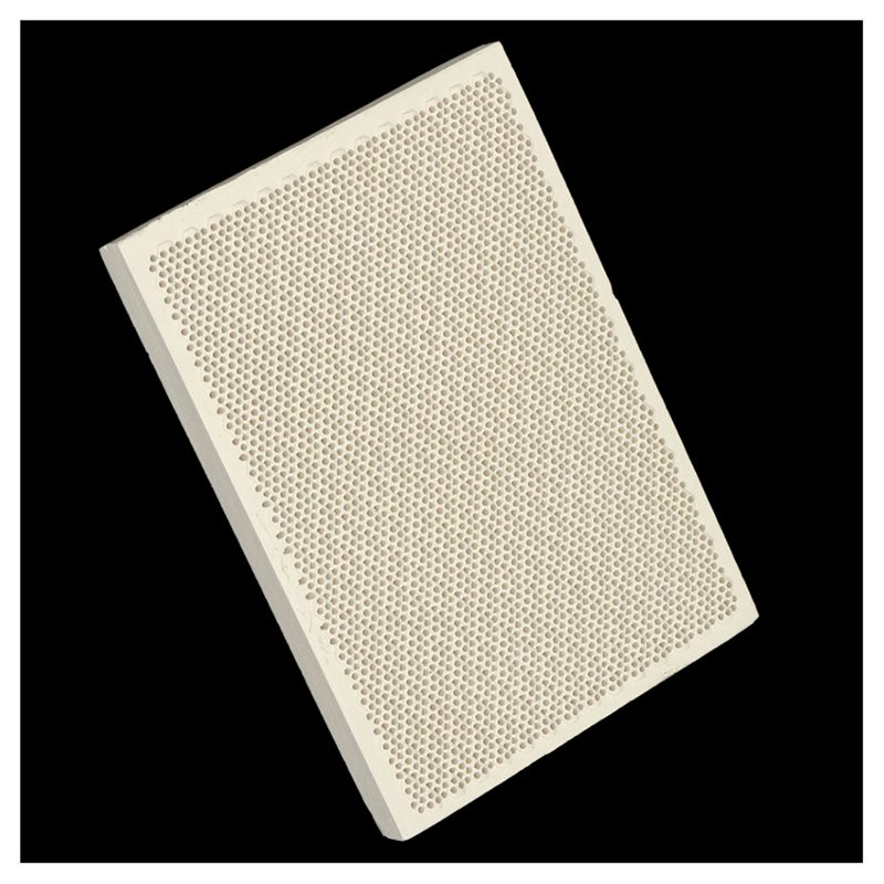 Ceramic-Honeycomb-Soldering-Board-Heating-For-Gas-Stove-Head-135x95x13mm-New-S2P thumbnail 5