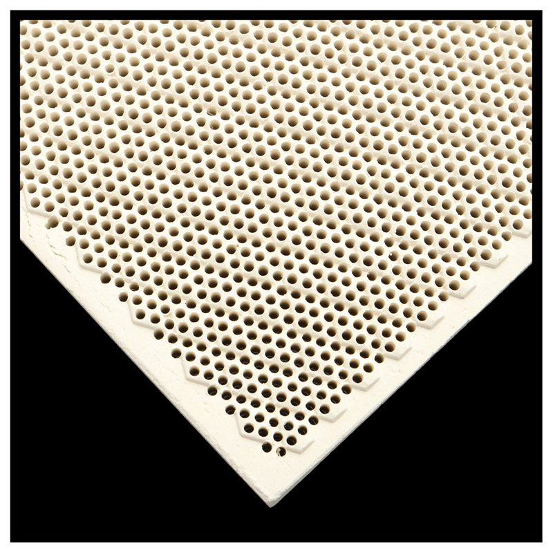 Ceramic-Honeycomb-Soldering-Board-Heating-For-Gas-Stove-Head-135x95x13mm-New-S2P thumbnail 6
